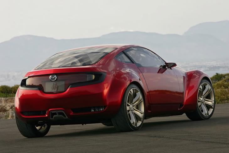 No Mazda RX9 release