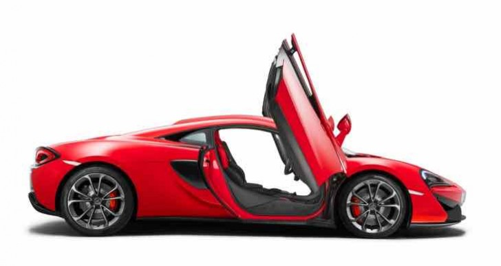 No McLaren 540C US release, Canada remains smug