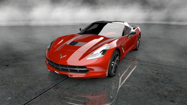 2014 Chevrolet Corvette Stingray not included in GM Military Discount Program