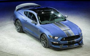 No Shelby Mustang GT350R UK release expected