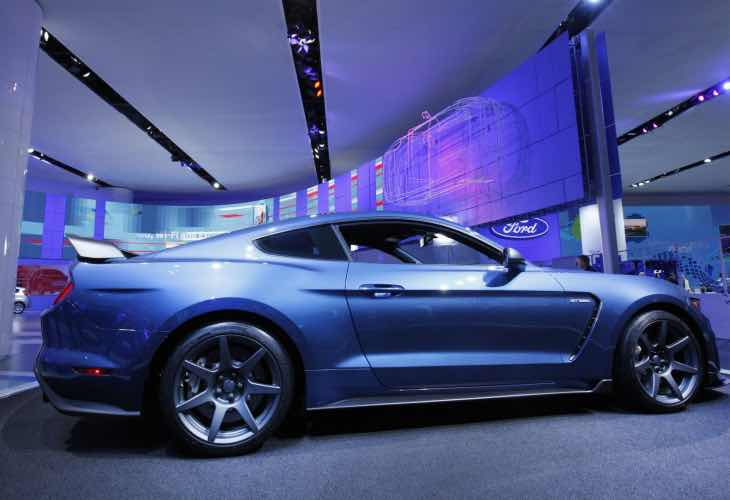 No Shelby Mustang GT350R for UK