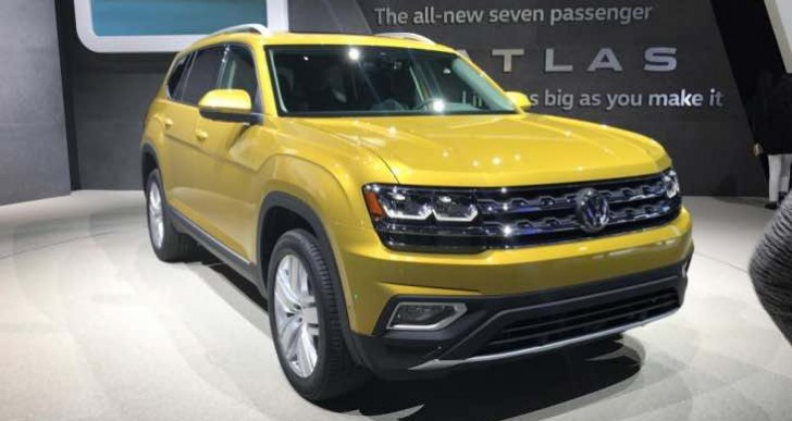 No VW Atlas SUV release plans for UK