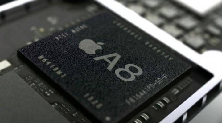 No iPad Air 2 quad-core processor shows resolve