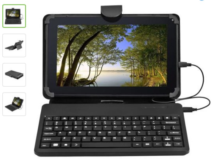 Nobis 9-inch Tablet 8GB