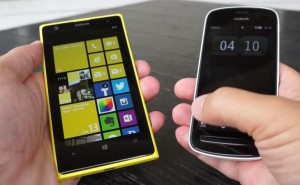 Nokia 808 PureView vs. Lumia 1020