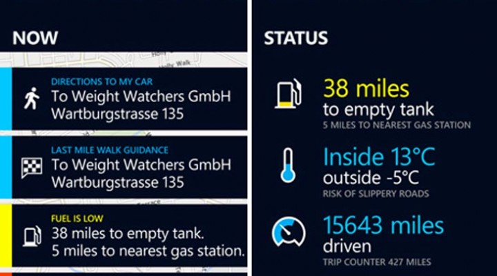 Nokia HERE Auto launches with Android, WP app