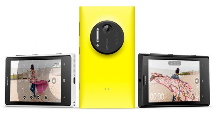 Nokia Lumia 1020 UK release date in Sept