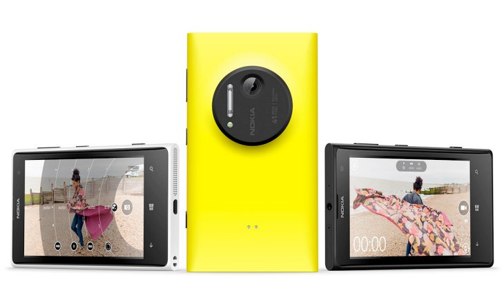 The Lumia 1020, 920 and 928 are all waiting for your upgrade deliberation