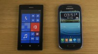 Nokia Lumia 520 vs. Galaxy S2 and S3 Mini