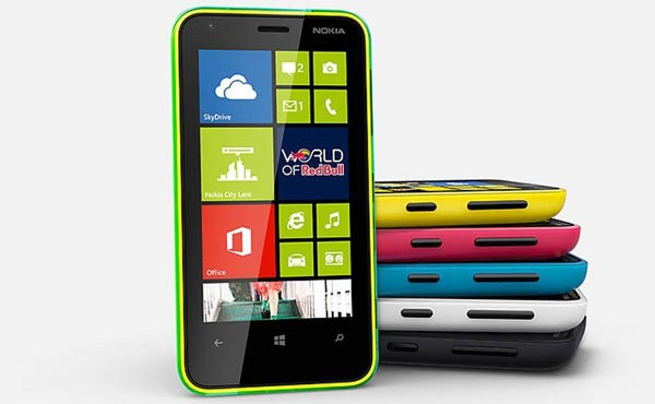 Nokia Lumia 620 price reflects adequate specs