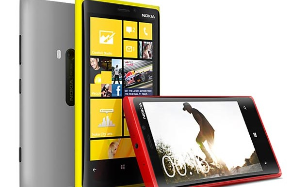 Nokia Lumia 920 visual review