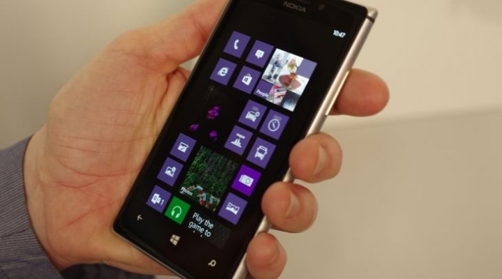 Nokia Lumia 925 first look in UK