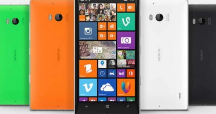 Lumia 940 and 1330 photos and powerful specs