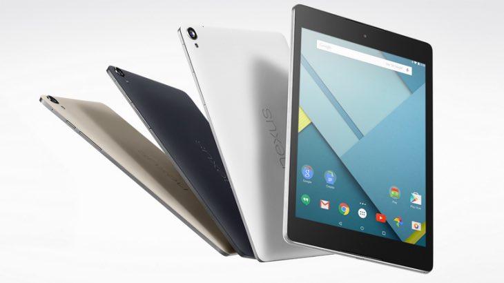 Nokia N1 vs. Nexus 9