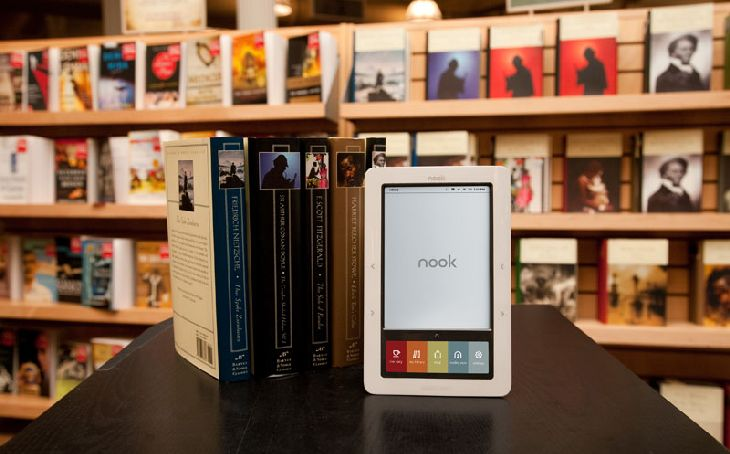 Nook-Barnes-Noble
