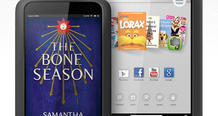 Nook HD and Plus price drop in UK