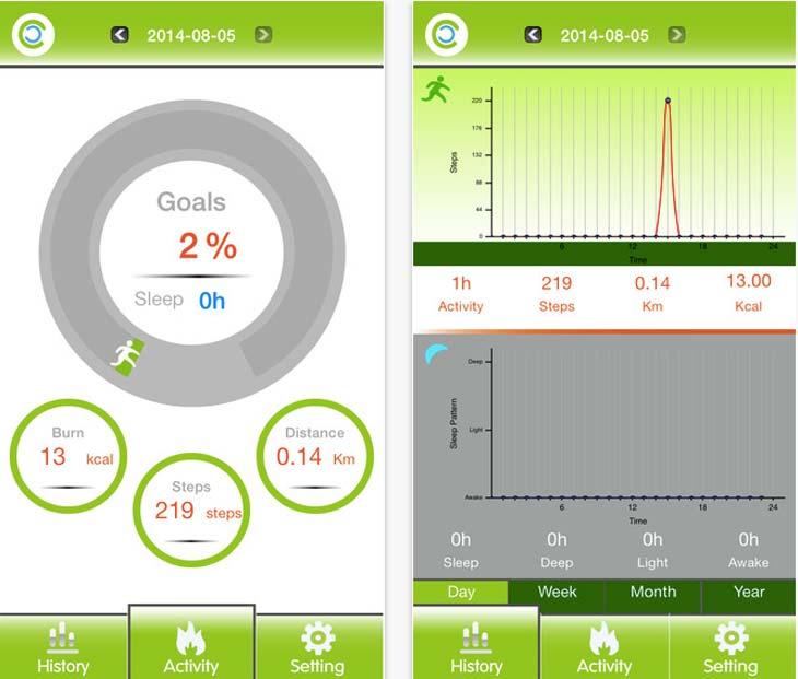 NuBand-activity-tracker-apps