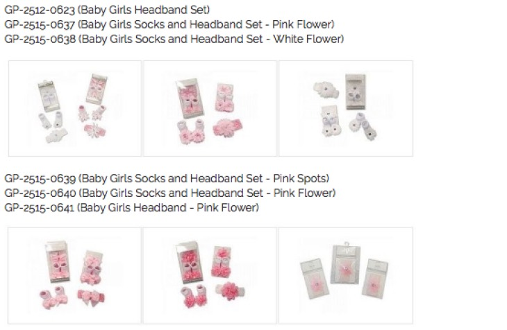 Nursery Time Baby Headbands Recall Affected List Of Products Product Reviews Net