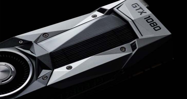 Nvidia GTX 1080 vs GTX 1070 in analysis video