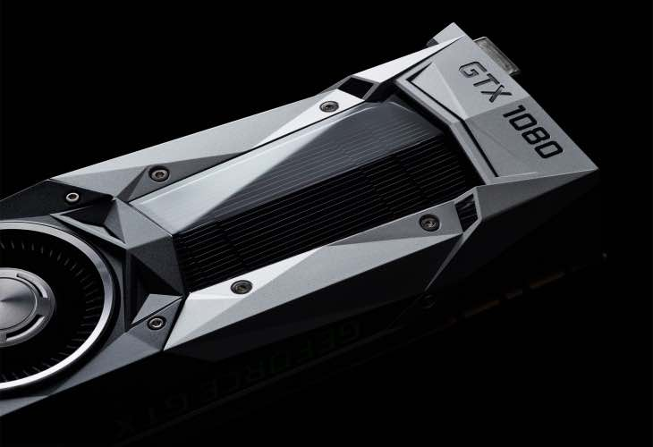 Nvidia GTX 1080 vs GTX 1070
