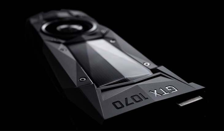 Nvidia GTX GTX 1070 speed