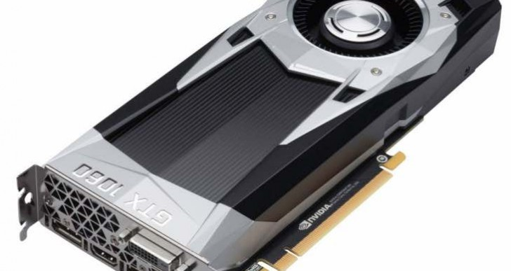 Nvidia GeForce GTX 1060 review on specs
