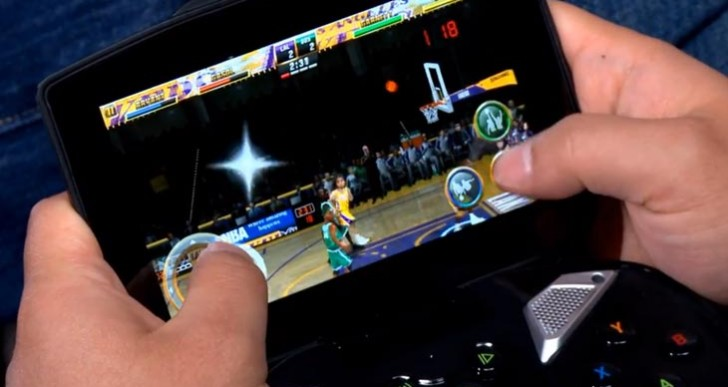 Nvidia Shield update for Android 4.3 and games