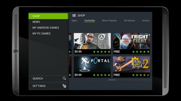 Nvidia Shield tablet UK Wi-Fi, LTE release date