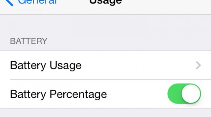 iOS 8 battery life fixes easier with app usage