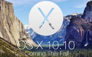 OS X 10.10 Control Center like iOS 7, maybe iOS 8