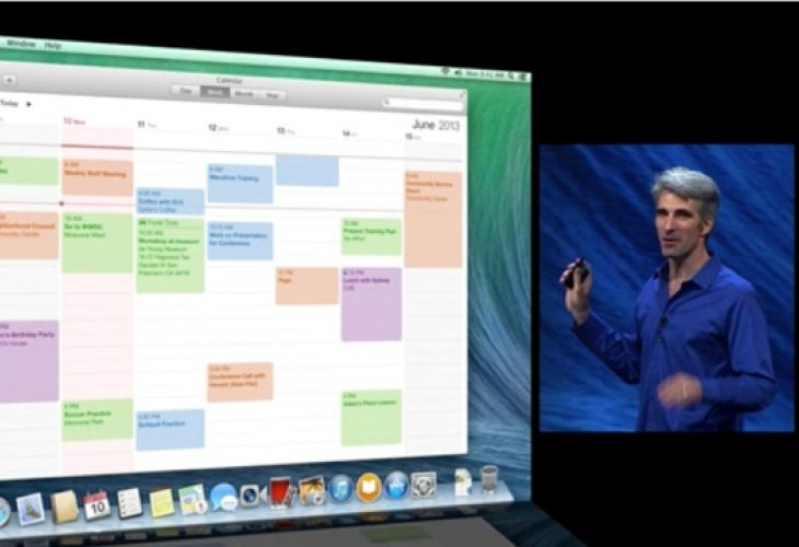 OS X 10.10 precedence over iOS 8 at WWDC 2014