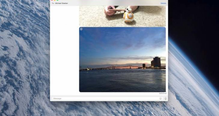 OS X 10.11.4 beta improves iMessage features
