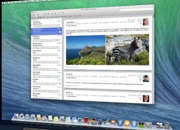 OS X Mavericks Mail has its issues, but an update is inbound.