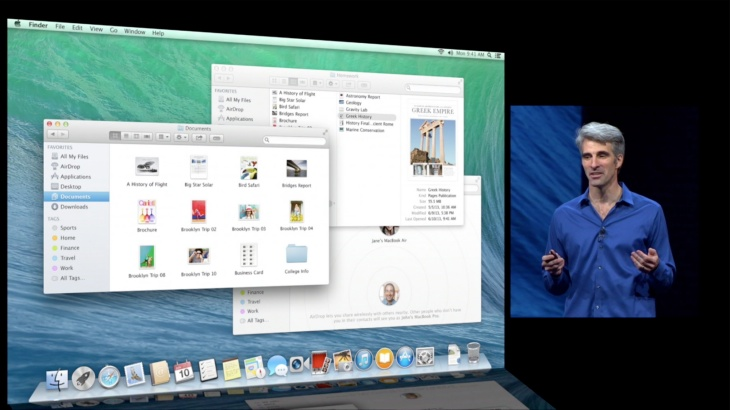 OS X Mavericks draws ever closer to its release