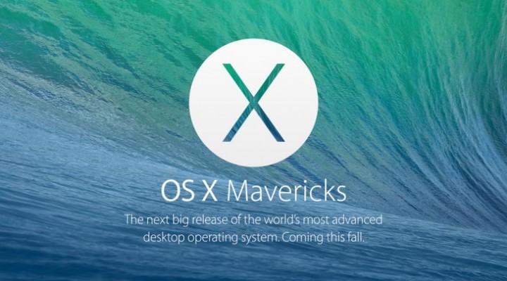 OS X Mavericks release date bewilderment