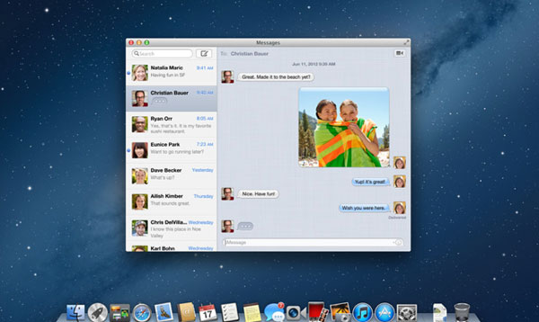 OS X Mountain Lion users praise in reviews