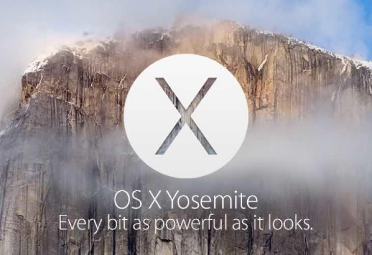 OS X Yosemite 10.10.2 public release imminent