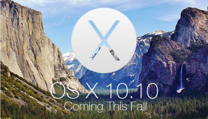OS X Yosemite release date