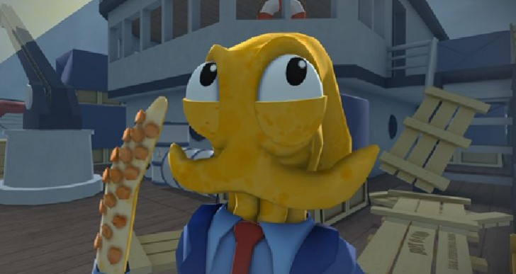 Octodad: Dadliest Catch PS4 release setback