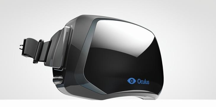 4K Oculus Rift virtual reality headset incoming