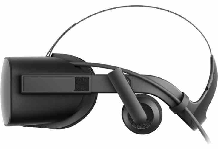 Oculus Rift UK pre-order