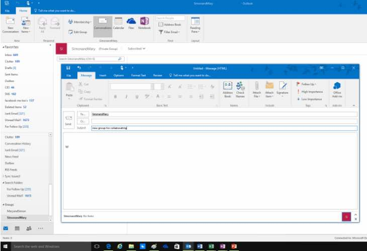 Office 2016 Preview build 16.0.6568.2036 fixes Outlook