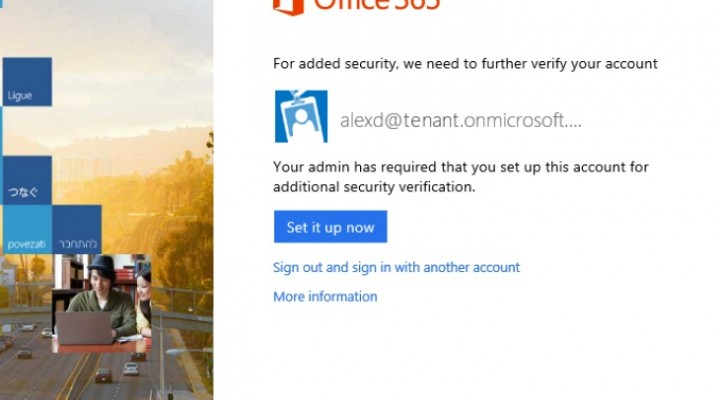 Office 365 iPad loophole during setup