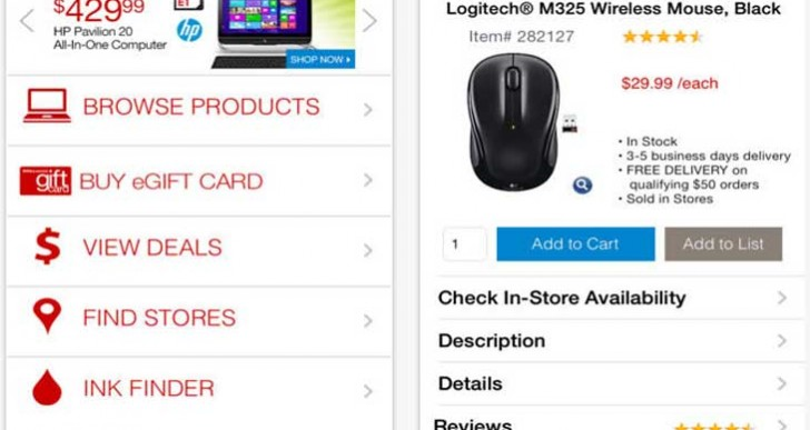 Office Depot iOS app gains 4.9.1 update