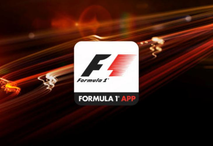 Official 2014 F1 app for news and timing results