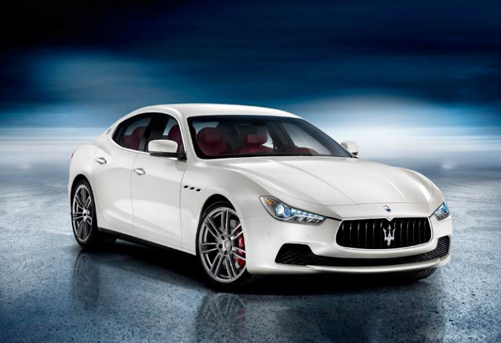 Official 2014 Maserati Ghibli images, price and specs MIA