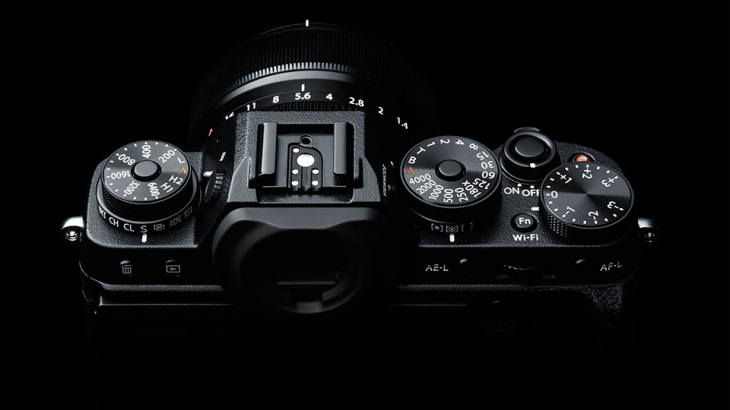 Official Fujifilm X-T1 top