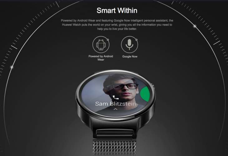 Official Huawei watch price