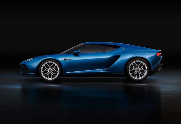 Official: Hybrid Lamborghini release years away