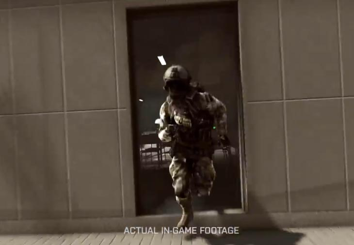 Official TV trailer for Only in Battlefield 4